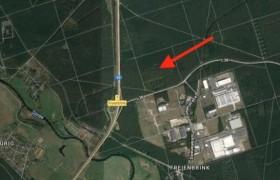 车圈争议声中特斯拉德国工厂建造协议尘埃落定衔接通道已开工